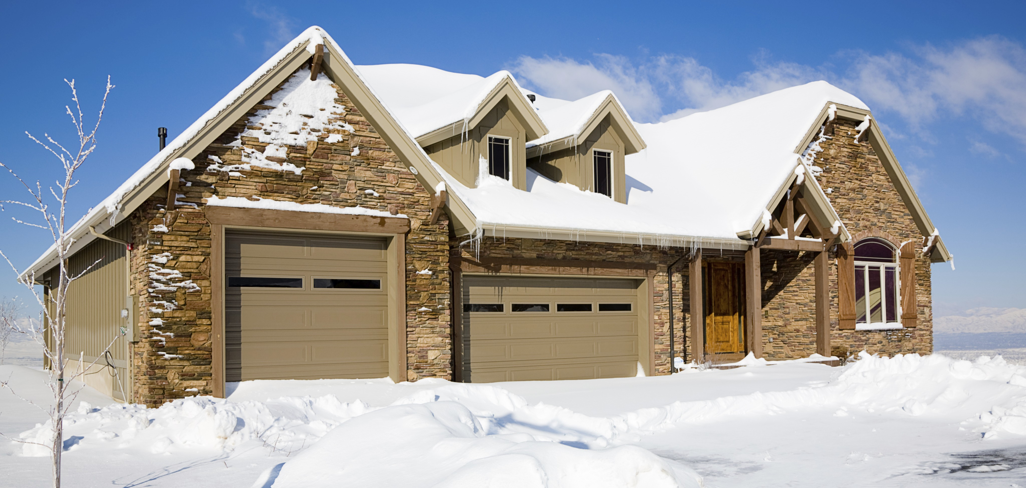Tips to Winterize Your Garage Door