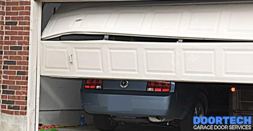 Garage Door Panel Replacement in Bowie Featured Image